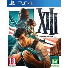 XIII. Лимитированное издание (PS4)