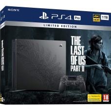 Игровая консоль Sony PlayStation 4 Pro 1TB (CUH-7216В) Одни из нас: Часть II Limited Edition