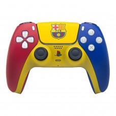 """Беспроводной геймпад Sony DualSense PS5 """"FC Barcelona"""""""