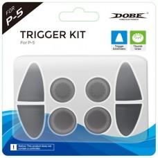Комплект насадок Dobe Trigger Kit для Dualsence (TP5-0513)
