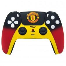 """Беспроводной геймпад Sony DualSense PS5 """"Manchester United"""""""