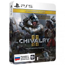 Chivalry II. Специальное издание (русские субтитры) (PS5)