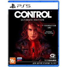 Control Ultimate Edition (русская версия) (PS5)