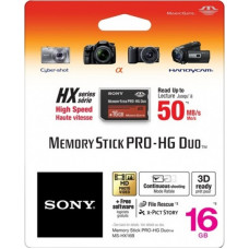 Карта памяти Sony Memory Stick PRO-HG DUO MS-HX 16 ГБ