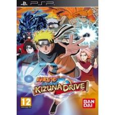 Naruto Shippuden Legends: Kizuna Drive (PSP)