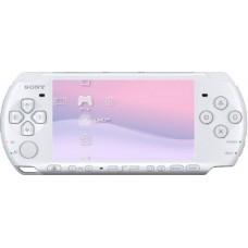 Игровая приставка Sony Playstation Portable (PSP) Slim&Lite 3000 Белая