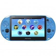 Портативная игровая приставка Sony PlayStation Vita 2000 Slim Blue