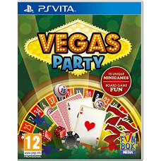 Vegas Party (PS Vita)