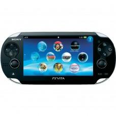 Портативная игровая приставка Sony PlayStation Vita Wi-Fi Black Limited Edition