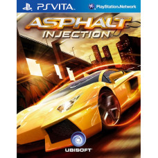 Asphalt Injection (русская документация) (PS vita)