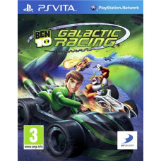Ben 10 Galactic Racing  (PS VITA)