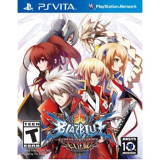 BlazBlue: Chrono Phantasma (PS Vita)