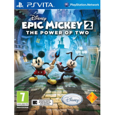 Epic Mickey: The Power of Two (Две Легеды) (PS VITA)