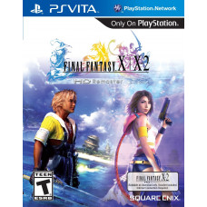 Final Fantasy X/X-2 HD Remaster (PS VITA)