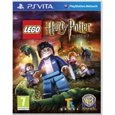 LEGO Гарри Поттер: годы 5-7 (русская версия) (PS Vita)