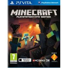 Minecraft (русская версия) (PS Vita)