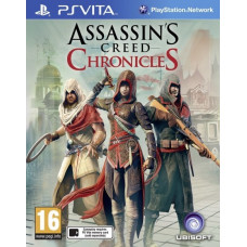 Assassin's Creed Cronicles (русские субтитры) (PS Vita)