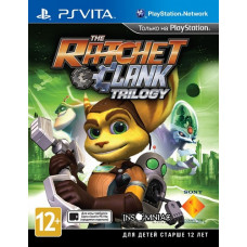 Ratchet & Clank Trilogy (PS Vita)
