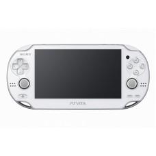 Портативная игровая приставка Sony PlayStation Vita 3G Wi-Fi (Белая)