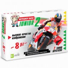 Игровая приставка 8-бит Junior