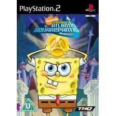 SpongeBob`s Atlantis SquarePantis (PS2)