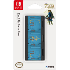 Кейс Hori (Zelda) для хранения 6 игровых карт для консоли Nintendo Switch (NSW-097U)