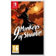 9 Monkeys of Shaolin (русская версия) (Nintendo Switch)