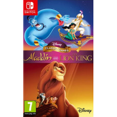 Aladdin and The Lion King (Nintendo Switch)