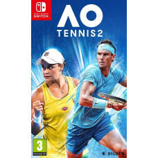 AO Tennis 2 (русская версия) (Nintendo Switch)