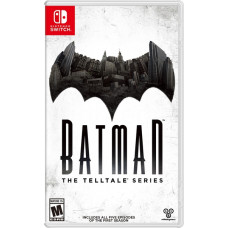 Batman - Telltale Series (Русская версия) (Nintendo Switch)