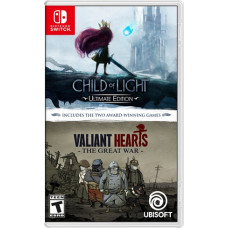 Child of Light Ultimate Edition + Valiant Hearts: The Great War (Nintendo Switch)
