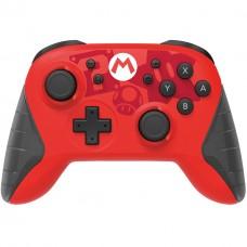 Беспроводной контроллер Hori HORIPAD Mario Edition для Nintendo Switch