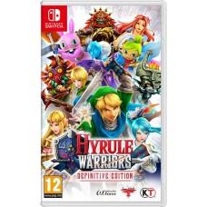 Hyrule Warriors: Definitive Edition (Nintendo Switch)