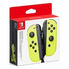 Джойстики Joy-Con (желтые) (Nintendo Switch)