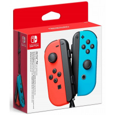 Джойстики Joy-Con (неоновый синий / неоновый красный) (Nintendo Switch)
