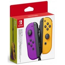 Джойстики Joy-Con (фиолетовый/оранжевый) (Nintendo Switch)