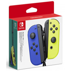Джойстики Joy-Con (синий / жёлтый) (Nintendo Switch)