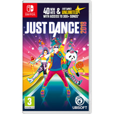 Just Dance 2018 (Русская версия) (Nintendo Switch)