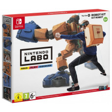 "Nintendo Labo набор ""Робот"" (Robot Kit) (Nintendo Switch)"
