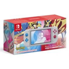 Игровая приставка Nintendo Switch Lite Лимитированная версия «Зэйшиан и Земазента»