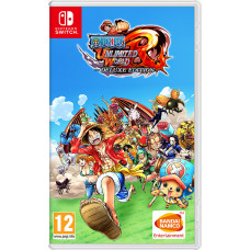 One Piece Unlimited World Red Deluxe Edition (Nintendo Switch)