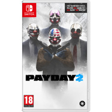 Payday 2 (русские субтитры) (Nintendo Switch)
