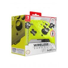 Беспроводной контроллер Faceoff Yellow Camo для Nintendo Switch
