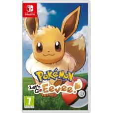 Pokemon: Let's Go, Eevee! (Nintendo Switch)