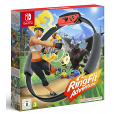 Ring Fit Adventure (Ring-Con+Belt)  (Nintendo Switch)