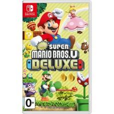 New Super Mario Bros. U Deluxe (русская версия) (Nintendo Switch)