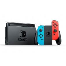 Игровая приставка Nintendo Switch (неоновый красный/неоновый синий) [Trade-In]