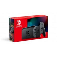 Игровая приставка Nintendo Switch (Серый) Обновленная версия