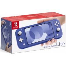 Игровая приставка Nintendo Switch Lite (Синий)
