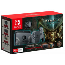 Игровая приставка Nintendo Nintendo Switch Diablo III Limited Edition